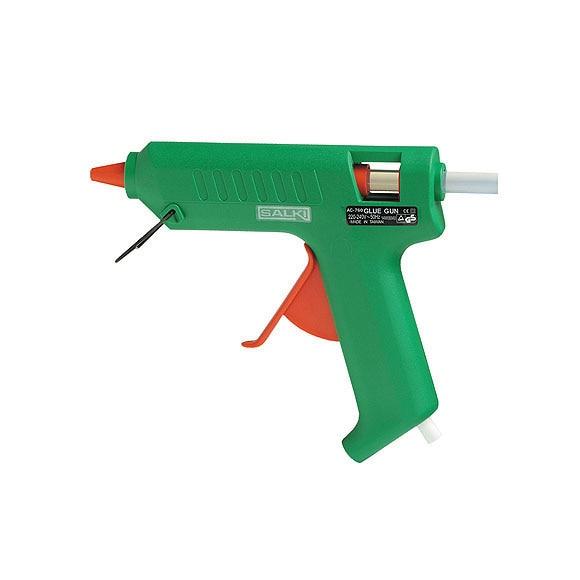 P 80 salki p 80 ref 040320 p1z180 leroy merlin for Pistola de pegamento o de silicona