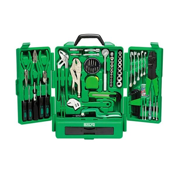 Armario de herramientas salki 70 piezas ref 13089783 for Armarios de jardin leroy merlin