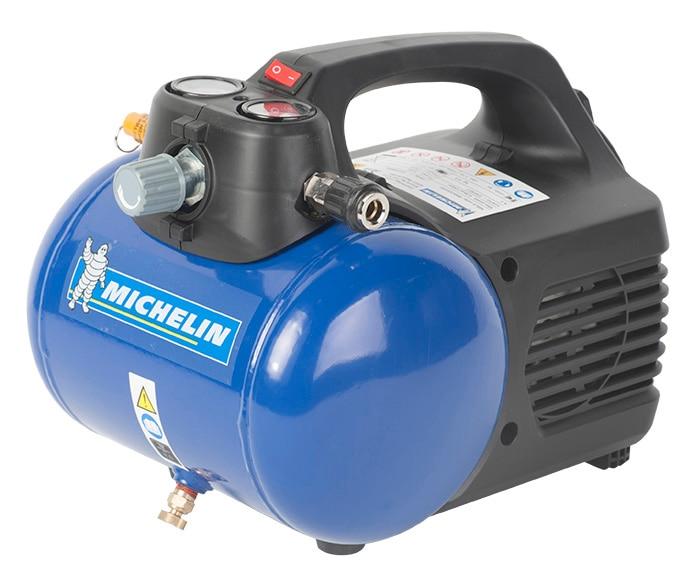 Compresor michelin mbl6 ref 16864512 leroy merlin for Compresor aire leroy merlin