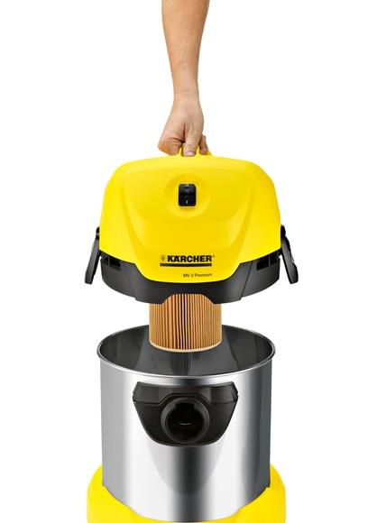 aspirador karcher mv3 premium ref 16908640 leroy merlin. Black Bedroom Furniture Sets. Home Design Ideas