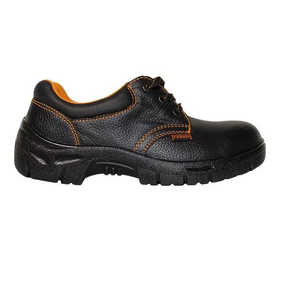 Zapato de seguridad ferko ferko zf1383500f ref 13905444 for Zapatos seguridad leroy merlin