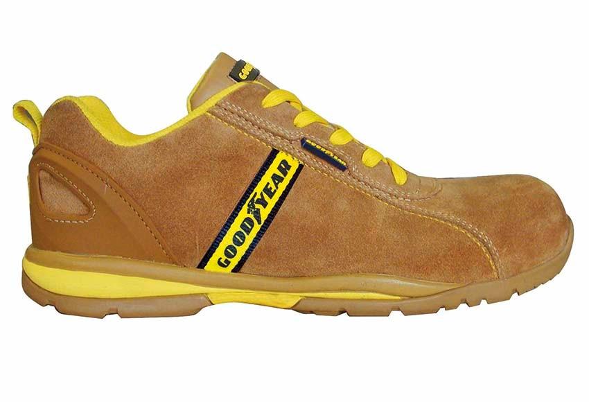 Zapato de seguridad ferko goodyear g1383053 ref 14759374 for Zapatos seguridad leroy merlin