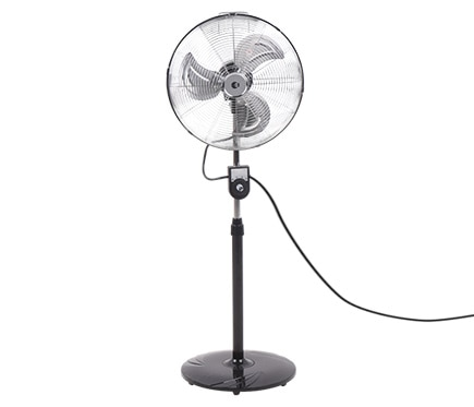 Equation Ventilador con 3 soportes 3 en 1