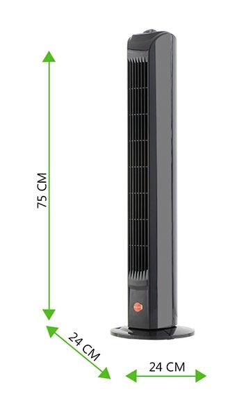 Ventilador de columna equation tx tf29c ref 17410974 - Ventilador de columna ...