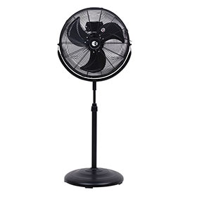 Ventilador de pie Equation MOGO III