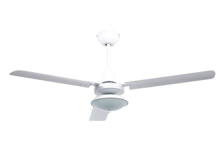 Ventilador de techo con luz led inspire austru ref - Ventiladores leroy merlin ...