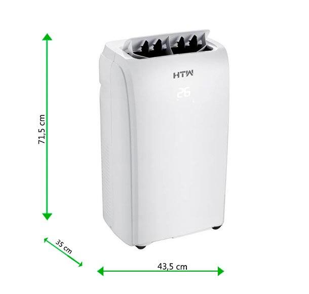 Aire portatil sevilla sistema de aire acondicionado - Aire condicionado portatil ...