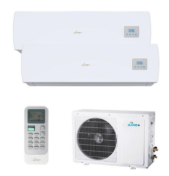 Aire acondicionado fijo aire plus 2x1 de ref 17961545 for Aire acondicionado 2x1