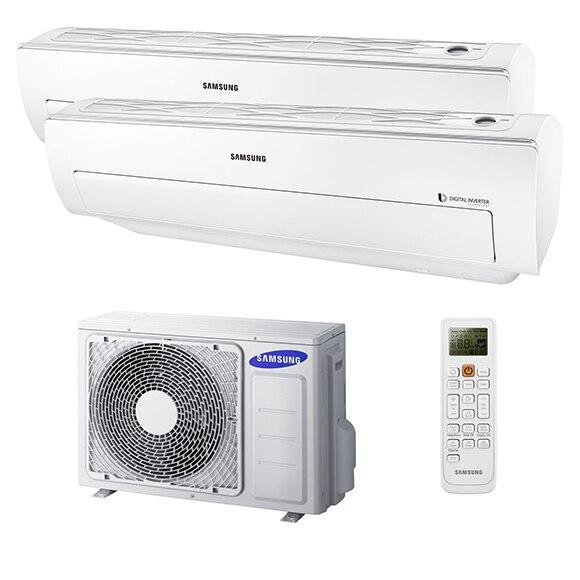 Aire acondicionado 2x1 samsung 6000 aire acondicionado 2x1 for Aire acondicionado 2x1