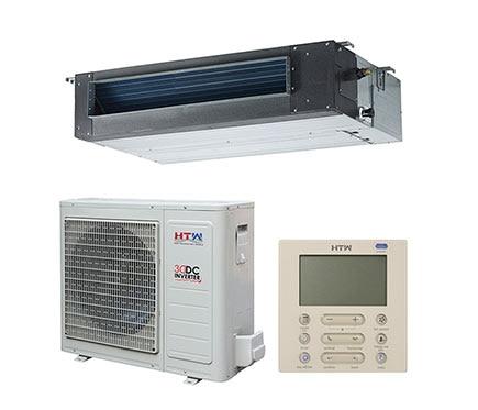 Aire acondicionado por conducto htw ix40 lw ref 18633846 for Maquina aire acondicionado por conductos