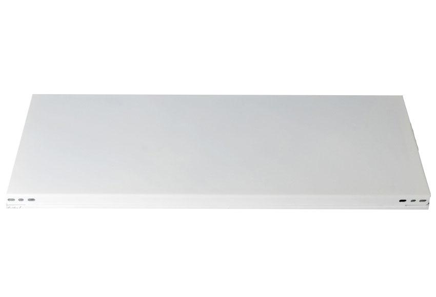 Balda blanca fondo 50 cm balda blanca fondo 50 cm ref - Estanterias metalicas blancas ...