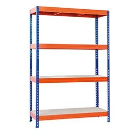 Decoracion mueble sofa estanteria metalica carrefour - Ofertas estanterias metalicas ...