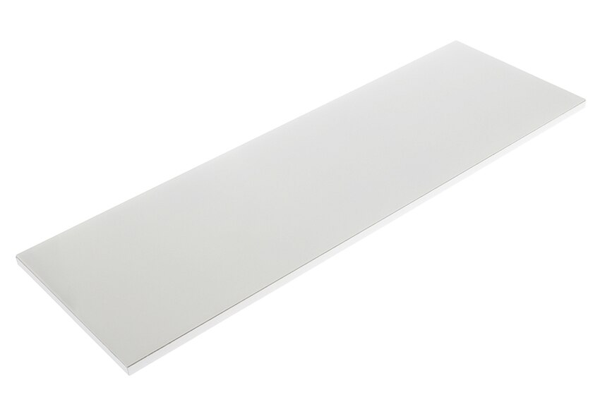 Balda rectangular metacrilato 60x20cm ref 15215900 - Plancha leroy merlin ...