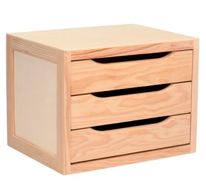 cajonera decobloc ref 13909105 leroy merlin. Black Bedroom Furniture Sets. Home Design Ideas