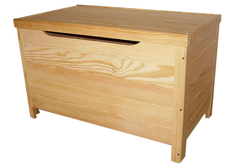 ba l de madera t plana 43x70x40cm 76l ref 16431506