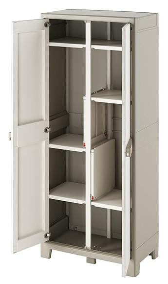 Armario de resina escobero affordable amazing armario for Armarios de resina baratos carrefour