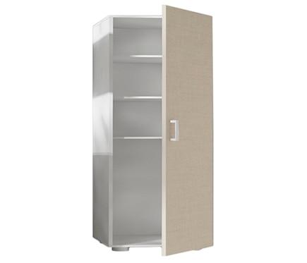 Despensero alto 1 puerta 180x40x42 cm ref 16373392 - Despensero leroy merlin ...