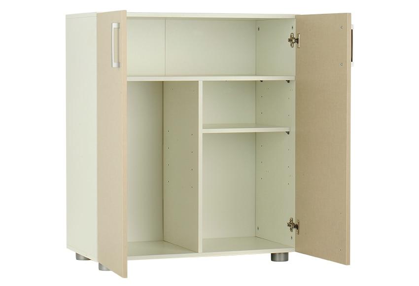 Despensero bajo 2 puertas 92x80x42 cm ref 16373462 for Muebles para despensa cocina