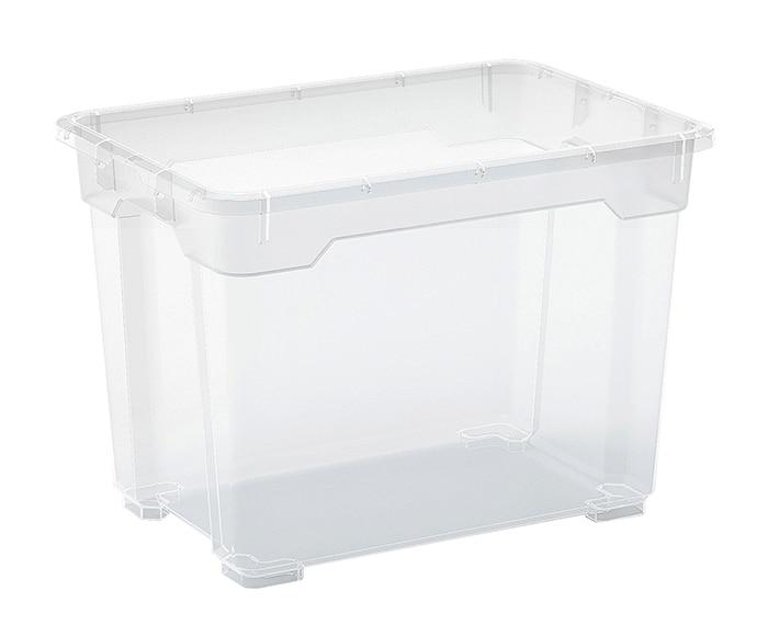 Caja multiusos r box ref 15880361 leroy merlin for Cajas almacenaje leroy merlin