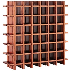 Botelleros leroy merlin - Botelleros de madera rusticos ...
