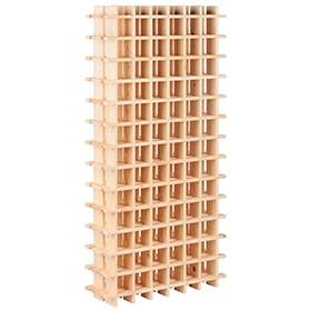Botellero madera pino para 24 botellas bed mattress sale - Manteles antimanchas leroy merlin ...