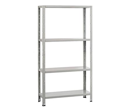 Comprar estanterias metalicas sin tornillos compara for Estanteria 20 cm fondo