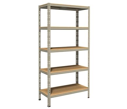 Comprar estanterias metalicas sin tornillos compara precios en - Estanterias metalicas precio ...