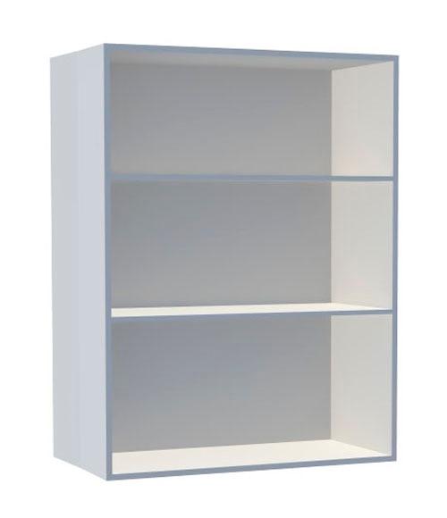 Estanter a mediana 1x3 espesor 16 mm spaceo serie prekit - Leroy merlin estanterias decorativas ...