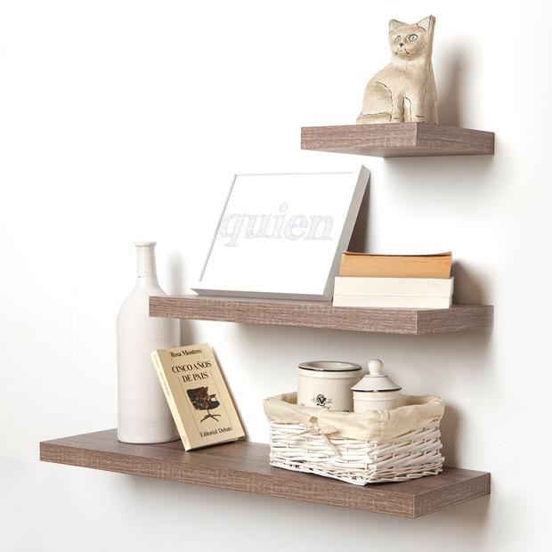 Ikea estanteria gris