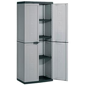 Hoza acogedora personales armarios de resina hipercor for Armarios de resina baratos carrefour