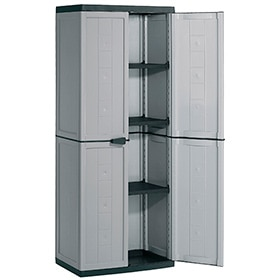 Hoza acogedora personales armarios de resina hipercor - Leroy merlin armarios de resina ...