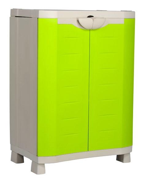 Armario bajo plastiken colores 70 x 100 x 45 cm ref - Armario bajo lavabo leroy merlin ...