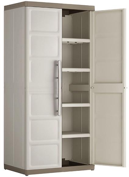 Armario para exteriores elegant armarios de aluminio para - Armario exterior carrefour ...