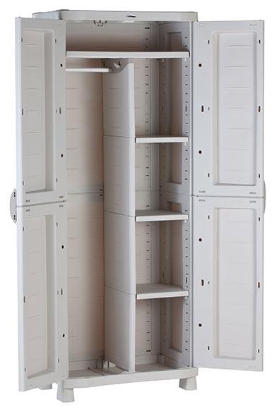 Armarios de exterior leroy merlin with armarios de - Armarios de resina para exterior ...