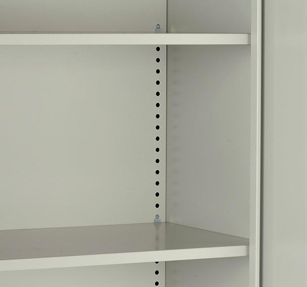 Armario Pax Ikea Niños ~ Armario metálico multiusos 2 PUERTAS GRIS 80 X 180 X 40