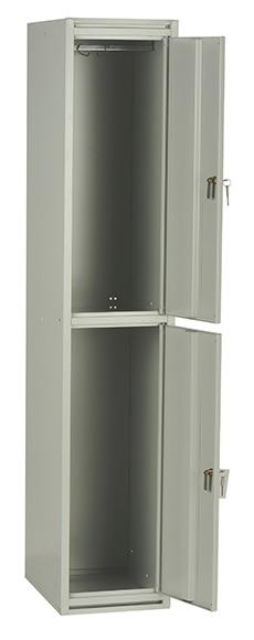 Taquilla 2 puertas gris 35 x 180 x 50 ref 16261035 leroy merlin - Puertas metalicas leroy merlin ...
