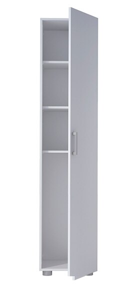 despensero alto 1 puerta 40 x 180 x 42 cm ref 16279781