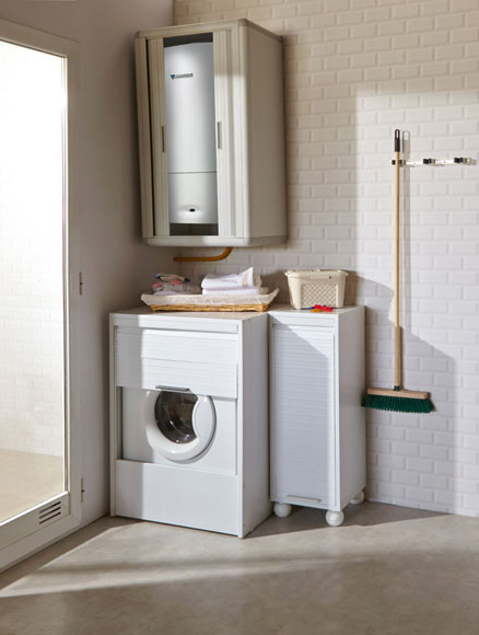 Armario de lavander a bice ref 17785124 leroy merlin - Interiores de armarios leroy merlin ...