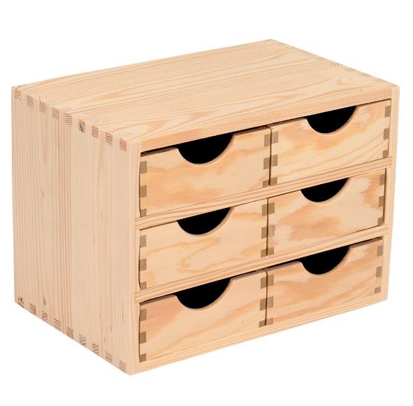 Cajonera buck ref 14540435 leroy merlin for Cajoneras de madera para cocina