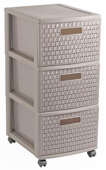 Torre de pl stico country marr n ref 17082842 leroy merlin for Tejas de plastico leroy merlin