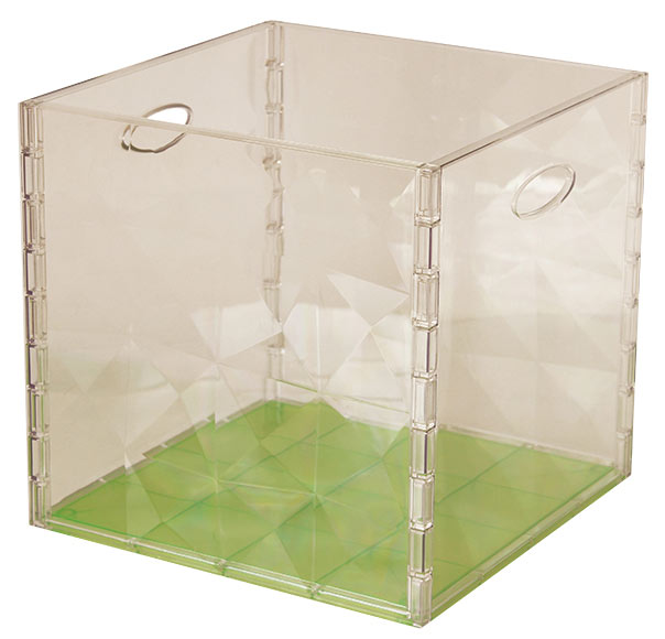 caja de pl stico transparente cristal ref 17756305 leroy merlin. Black Bedroom Furniture Sets. Home Design Ideas