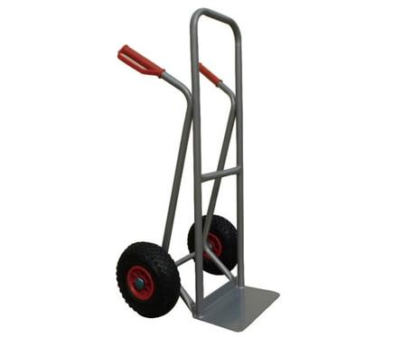 Carretilla de transporte acero 200kg ref 16329222 leroy for Carretillas de mano leroy merlin