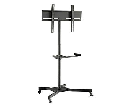 Soporte tv para suelo 40kg hierro hasta 46 ref 18595563 - Soporte suelo tv ...