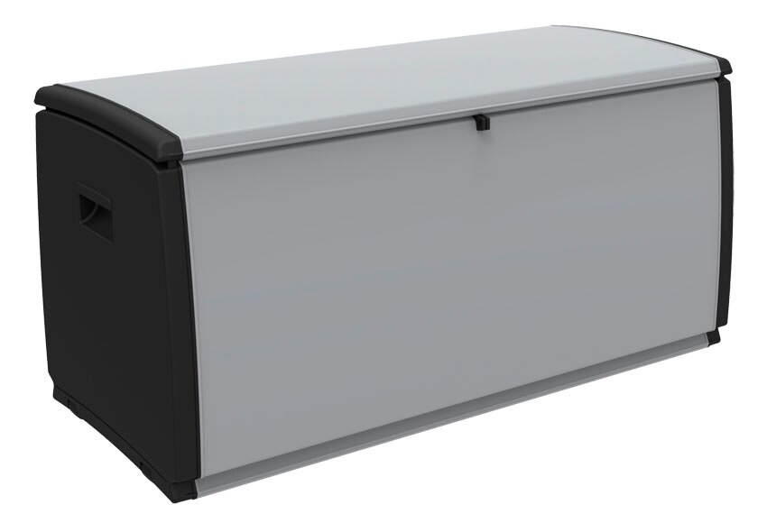 Ba l de resina cool gris ref 81875225 leroy merlin - Baul de resina ...