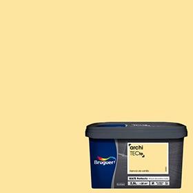 Pintura de color para paredes y techos leroy merlin - Pintura color vainilla ...