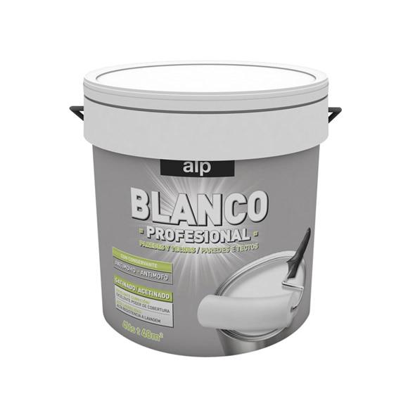 Pintura blanca para interior alp blanco satinada - Leroy merlin pintura interior ...