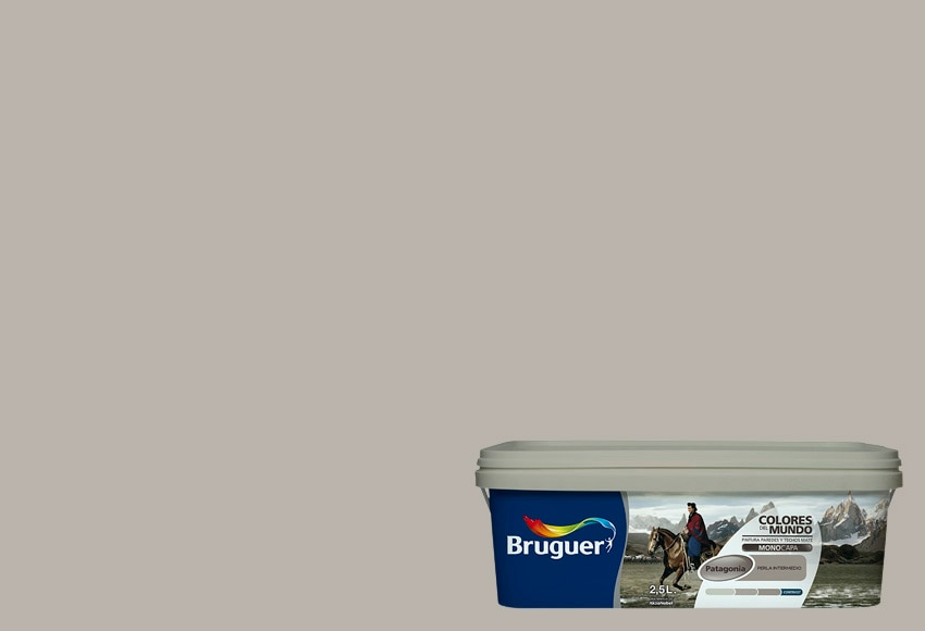 Colores del mundo patagonia perla intermedio bruguer - Bruguer colores del mundo leroy merlin ...