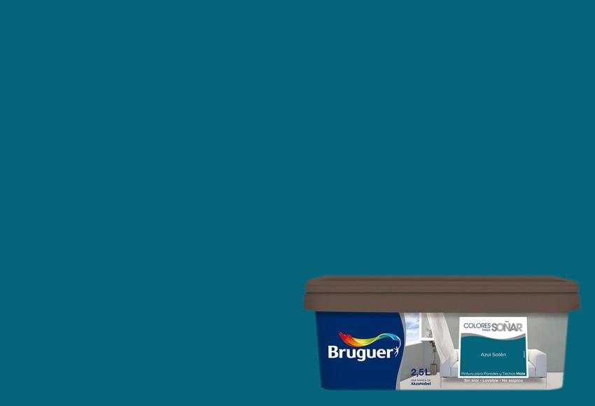 Colores para so ar azul sat n leroy merlin - Bruguer colores para sonar ...