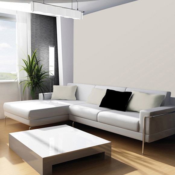 Pintura de color para paredes y techos tit n colors blanco - Color ocre para paredes ...