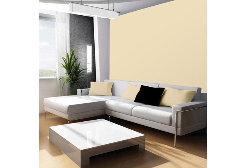 Pintura de color para paredes y techos tit n colors - Pintura color vainilla ...